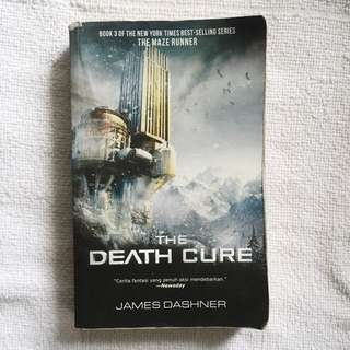 THE DEATH CURE Novel : Bahasa