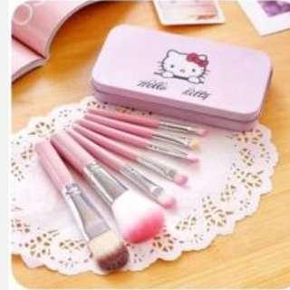 Hello Kitty Makeup tools