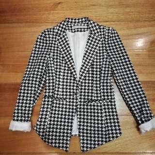 Zara Jacket (checkered)