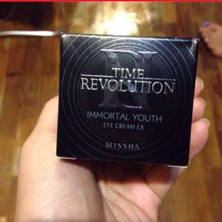 MISSHA Time Revolution Immortal Youth Eye Cream EX 25ml