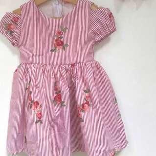 Ccgc chambray dress