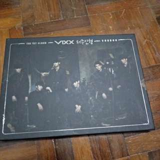 [Preloved] Vixx Album Vol. 1 - Voodoo