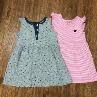 Carter's Baby Girl Dress (18M)