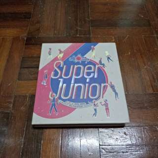[Preloved] Super Junior Vol. 6(Repackage) - Spy