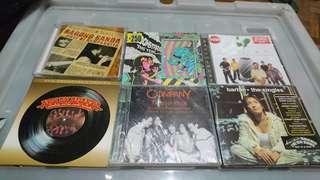 ORIGINAL CD's