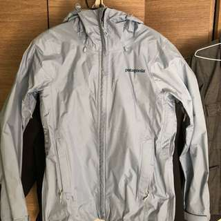 Patagonia softshell jacket windstopper hydro resistance size xs