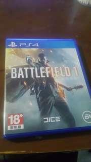 Ps4 Battlefield 1 戰地風雲 1