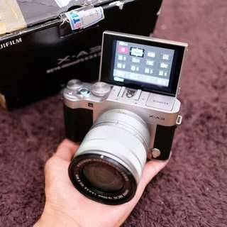 Fujifilm XA3 X-A3 16-50 mm Kredit bisa 6bln