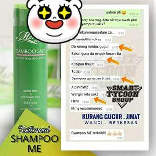 Merine Essence Shampoo. Set SPA di rumah