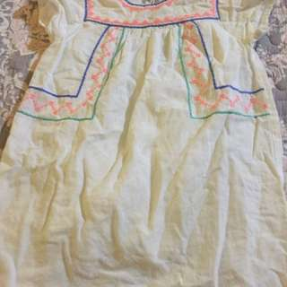 Preloved Cotton On Kids Gown