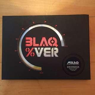 MBLAQ - 100% Ver. [4th Mini Album]