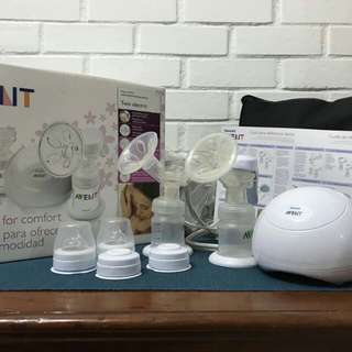 Electric Breast Pump (Twin)
