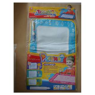 (KT 01) Kid Play Mat, Magic water writes Mat, Drawing Game