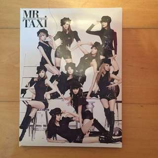 Girls' Generation - Mr Taxi [3rd Album]
