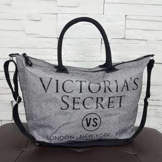 Victoria's Secret Bag Blink Grey Handbag
