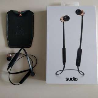 Sudio Vasa Bla Earphones