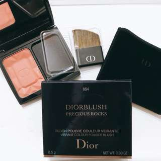 Dior Blush limited addition 864