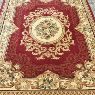 A beautiful Rug