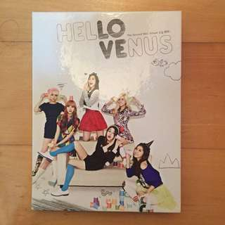 Hello Venus - What Are You Doing Today? [2nd Mini Album]