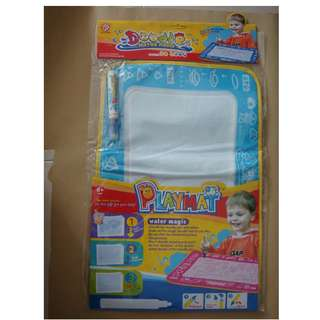 (KT 03)Baby Play Mat, Painting Blanket, Magic water writes Mat, Drawing Game