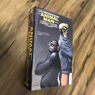 Animal Man Complete Series by Grant Morrison omnibus