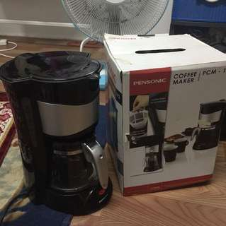Pensonic Coffee Maker - New, Never Use