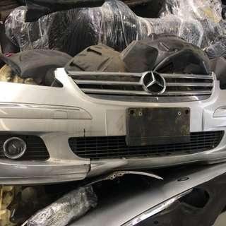 Mercedes-Benz A170 I sell front nosecut &  RH & LH  fender  Bonnet  Full set