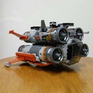 樂併星戰戰機05111