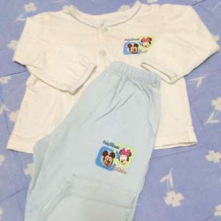 DISNEY Baby Sleepsuit