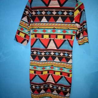 Dress full colour