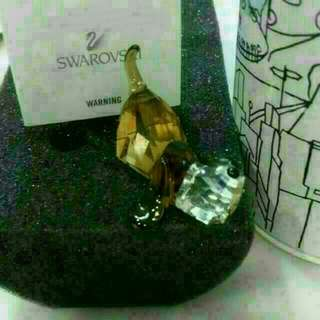 Authentic Swarovski Pappino (Year Of The Dog)