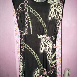 Black Glam Dress