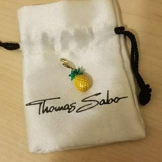 Thomas Sabo Charm ~ Pineapple