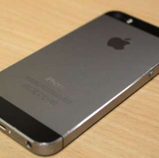 Iphone 5s 16 Gb black ORIGINAL!!  (Unit only) 5months old