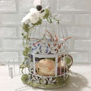 (RENTAL) Wedding decorative birdcages