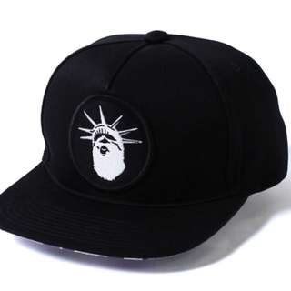 Bape NYC Snapback Cap