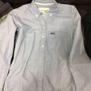 (NEW) A&F T-shirt, size:XS