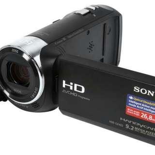 Sony FDR-AXP55 4K Handycam Kredit bisa