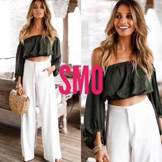 TERNO top+pants
