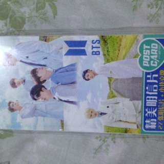 BTS Post Card