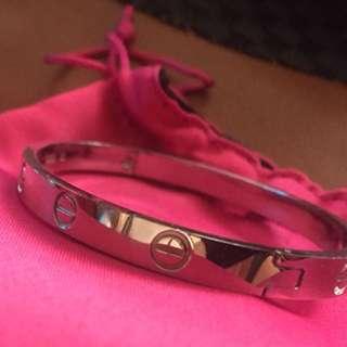 Faux Cartier Love Bracelet
