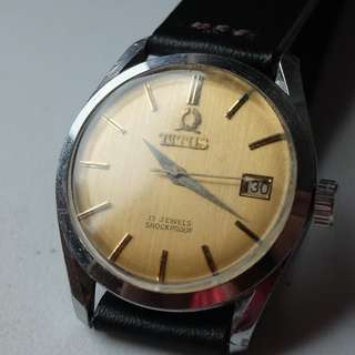 Jam tangan vintage solvil et titus | seiko titoni orient citizen omega
