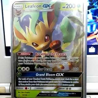 Leafeon GX (Ultra Prism)