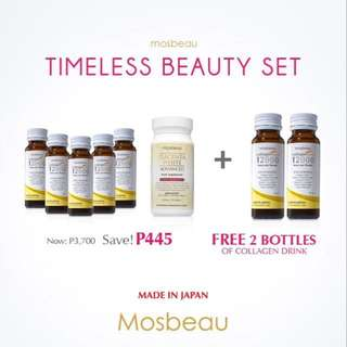 Mosbeau Timeless Beauty Set