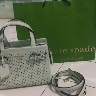 Kate spade small lanie preloved