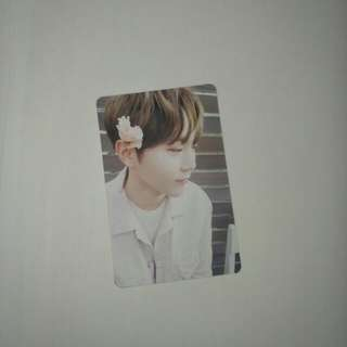 Seventeen Teen Age Seungkwan Official Photocard