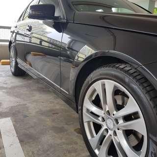 Car Paintwork Protection Coating (C180 Jan)