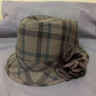 M&S 格仔紳士帽