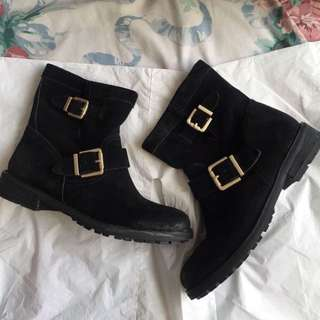 8.5 Vince Camuto Moto Boots