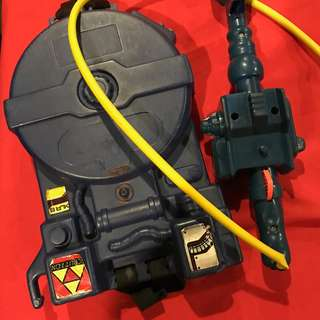 Proton Pack Kid Size authentic The Real Ghostbusters 1984